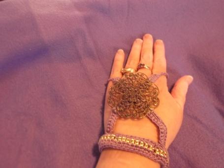 Crochet Bracelet $15.00